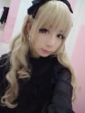 60cm Burly Wood Sweet Lolita Curls Wig