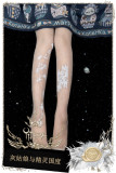Yidhra Lolita ~Cinderalla of Sprite Country~ Summer Lolita Tights