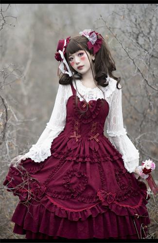 YUPBRO Lolita ~Candy Heart Lolita JSK
