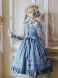 Bitter Sweet Lolita ~Upon Avon Vintage Elegant Lolita OP -Pre-order Closed