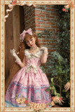 Infanta ~Secret Garden~ Lolita JSK -Ready Made