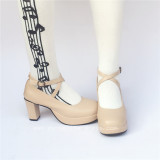 Beautiful Girl's Lolita Heels Shoes