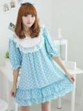 Cute Doll Chiffon Lolita Dress