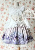 Sleeping Beauty~ Lolita High Waist Skirt