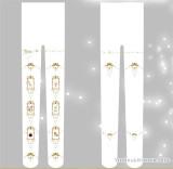 Snowhite Mirror*Dwarf*Tea Party- Lolita Velvet Tights for Spring and Autumn -In Stock
