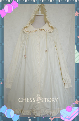 Sweet Rainbow~ Sweet Lolita Raincoat/Windbreaker