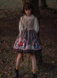 Princess Snow White Lolita Jumper  -Ready Made