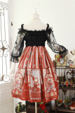 Flowers Story~ Sweet Lolita Blouse -OUT