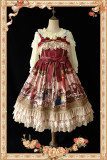 Doll Izutsu~ Classic Lolita JSK Dress-Ready Made