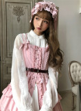 Little Dipper Mary~ Classic Front Open Design Lolita JSK Ready made-In Stock