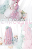 Alice Garden ~ Carousel Sweet Lolita Wig Set