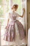 Little Dipper ~Sweet Chiffon Lolita Blouse -Ready made
