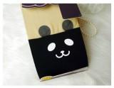 Japan Fashion Kumamon Animals Sky Velour Printed Socks