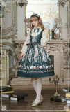 Fairy Workshops~ Classic Lolita JSK -Ready Made