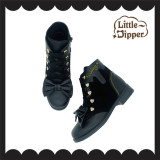 Little Dipper ~Sweet Chocolate Lolita Boots -Pre-order