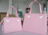Pretty Bow Hearts Lolita Bag Pink - IN STOCK