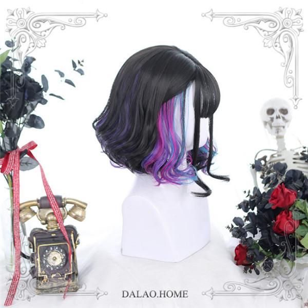 Dalao Home ~Dislike~ Irregular Wavy Lolita Wigs