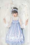 AD Lolita ~Ballet Cat Sweet Lolita Jumper Ready Made