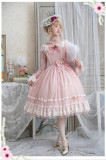 Dawn Maiden~ Vintage Classic Lolita OP Ready Made