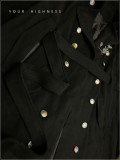 The Oath Of The Judge~ Gothic Lolita Cape -Ready Made