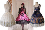 Missing A Piece Lolita Fishbones Petticoat 9 Wear Ways -Limited QTY