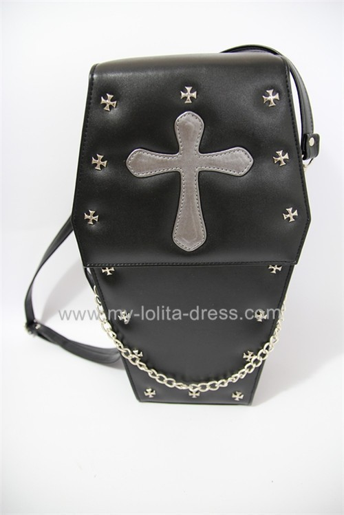 Loris Coffin Cross Lolita Bag
