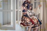 CEL Lolita ~Kaiseki Island Lolita JSK Normal Waist -Ready Made