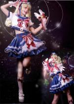 Rising Star ~Sweet Lolita Fullset(Top + Skirt) -Pre-order