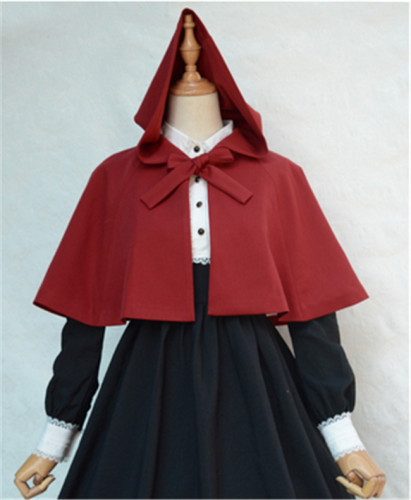 Little Red Riding Hood -Lolita Cape