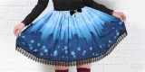 Lady in Moonlight Castle Lolita Skirt