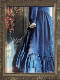 Sissi Promise Anniversay Reward Elegant Dailywear Lolita OP -Ready Made