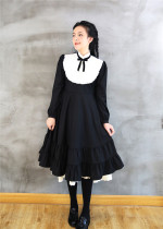 Mori Girl~ Classic Lolita Long Sleeves OP