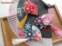 Fan Shape Wa Lolita Japanese Style Kanzashi