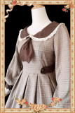 Infanta ~The Librarians~ Lolita Long Sleeves OP