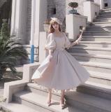 Gem Manor ~Elegant Vintage Lolita OP -Apricot L Size In Stock
