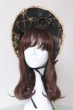 ***The Mermaids Singing*** Series Gold Stamping Corset Design Lolita JSK