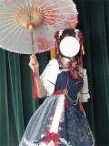 Alice Girl ~Cheongsam Qi Lolita OP -Pre-order