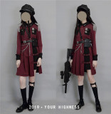 Your Highness -The Oath of the Judge~ Camouflage Military OP -Pre-order