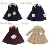 Sweet A-shaped Lolita Long Coat -Pre-order Closed