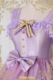 Strawberry Witch ~The Little Angel Singing Blessing Poem~ Sweet Lolita JSK -Ready Made