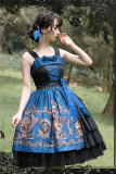 Magic Tea Party ~The Siren~ Classic Lolita JSK Ready Made