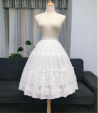 Dailywear Fishbones/Bridal Lolita Petticoat Adjustable 62cm