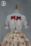 Miss Point ~The Tailor Rabbit Lolita Blouse -Ready Made