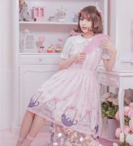 MissCat~ Soft Lolita JSK/Skirt -Ready Made