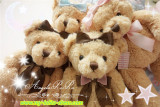 Lovely Sweetheart ~ Little Bear Lolita Backpack - Ready Made