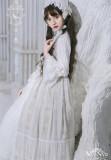Carol~ Lolita HIgh Waist JSK Long Version -Ready Made