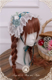 Long Ears & Sharp Ears Lolita ~The Companion In the Forest Lolita JSK Long Version -Ready Made