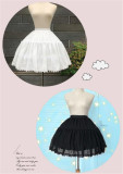 Summer Fishbones Lolita Petticoat Adjustable 47cm