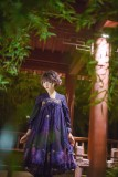 IchigoMikou ~Drizzle & Thin Clouds~ Hanfu Style Dress Qi Lolita Dress -IN STOCK