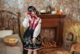 Fleurs et écho~ Lolita JSK Dress -Ready Made